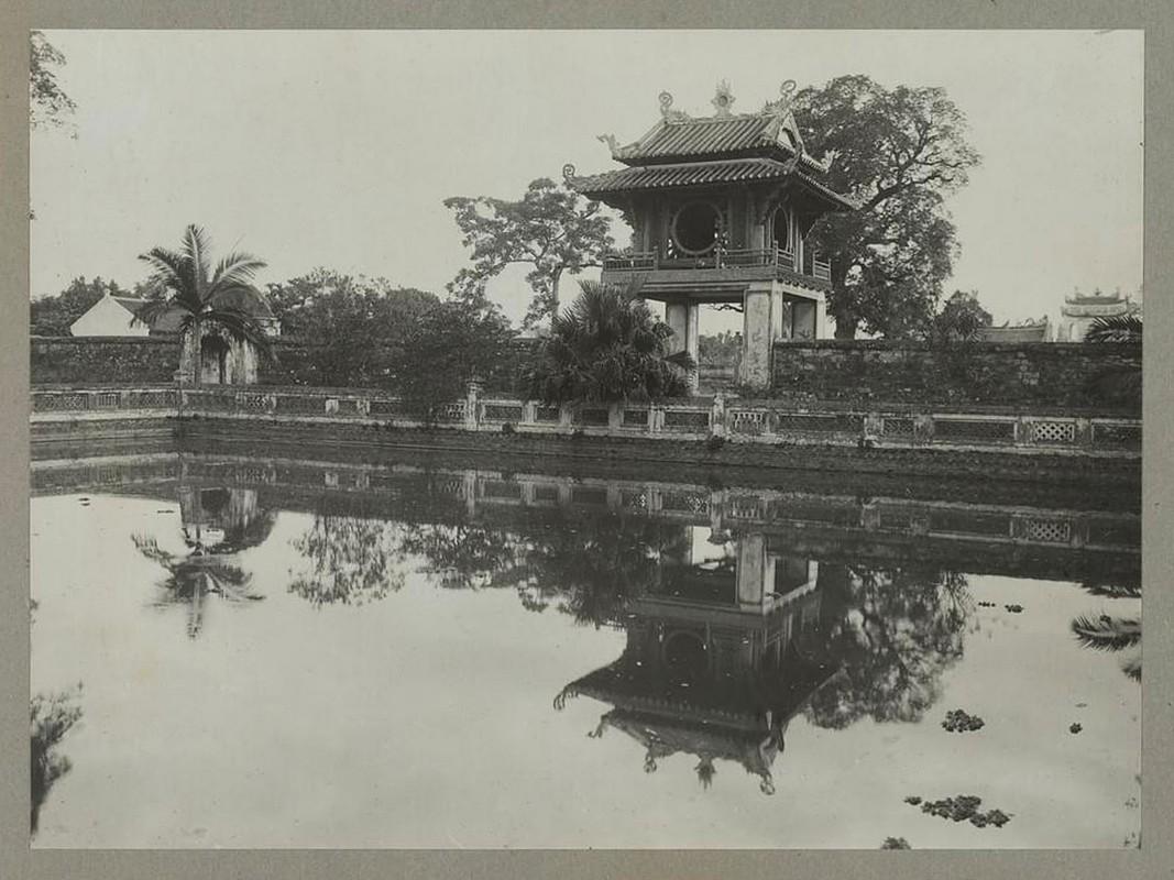 Dien mao Van Mieu - Quoc Tu Giam thap nien 1920-Hinh-6