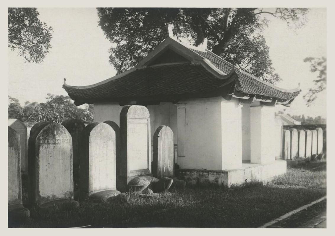 Dien mao Van Mieu - Quoc Tu Giam thap nien 1920-Hinh-7