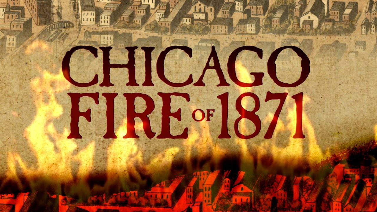 Image result for chicago fire 1871