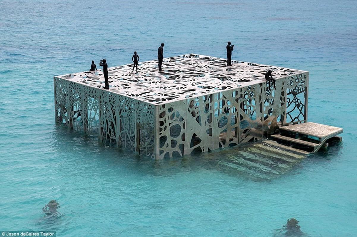 Phong trung bay nghe thuat thuy trieu doc dao o Maldives-Hinh-3