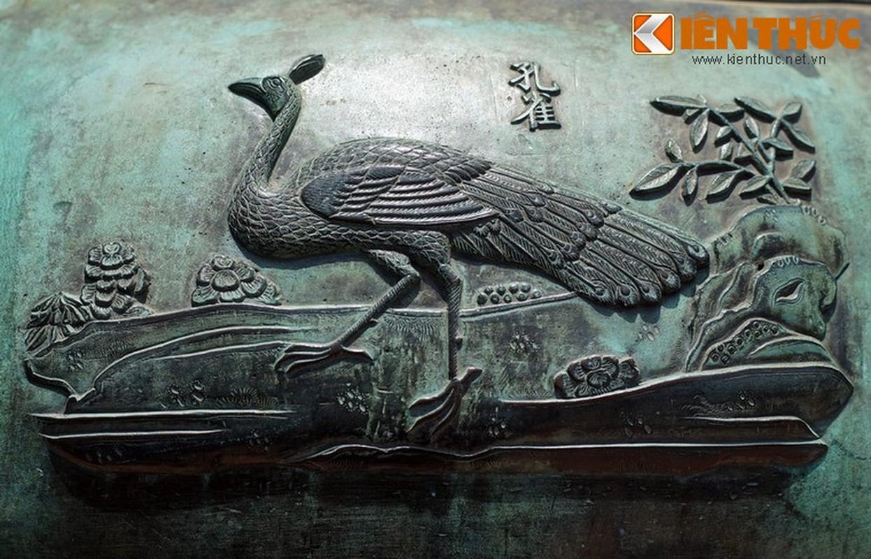 Ky thu 'the gioi dong vat' tren Cuu Dinh nha Nguyen (1)-Hinh-5