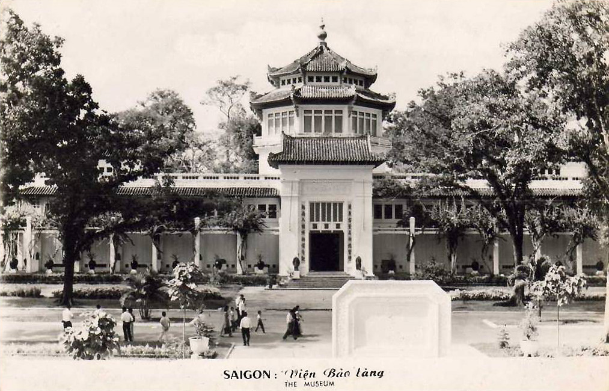 Anh cuc dep Bao tang Lich su VN gan 100 nam truoc-Hinh-3