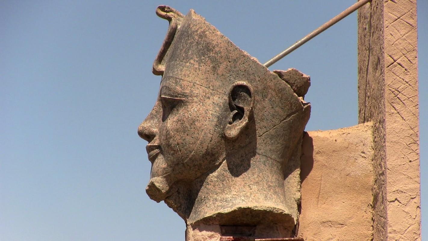Kham pha bat ngo ve xac uop pharaoh