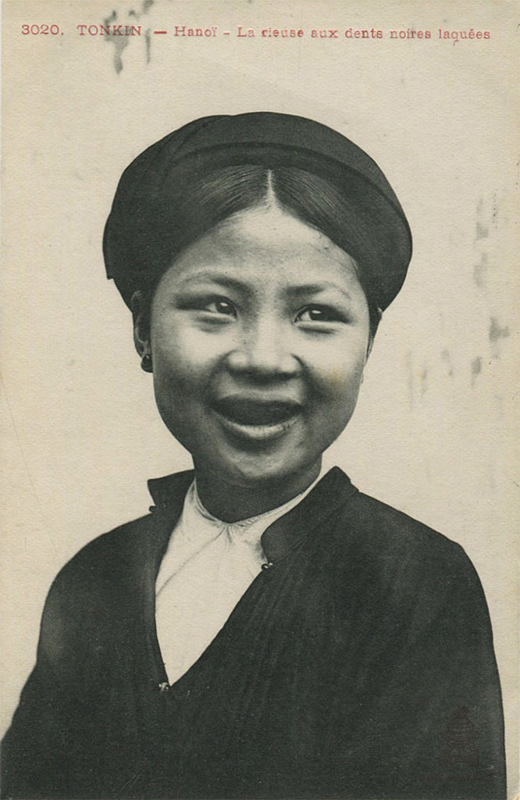 Hinh doc ve nguoi dep rang den Viet Nam mot the ky truoc-Hinh-2