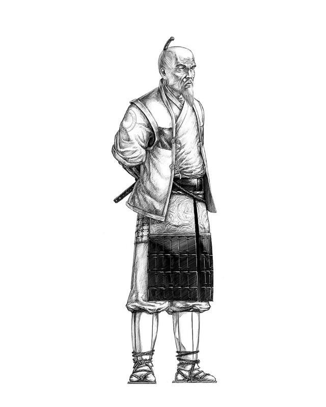 Quai dan samurai tru danh Nhat Ban giong khi nhu lot-Hinh-3