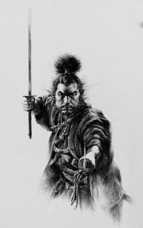 Chan dung samurai huyen thoai duoc ton la Kiem Thanh Nhat Ban-Hinh-3