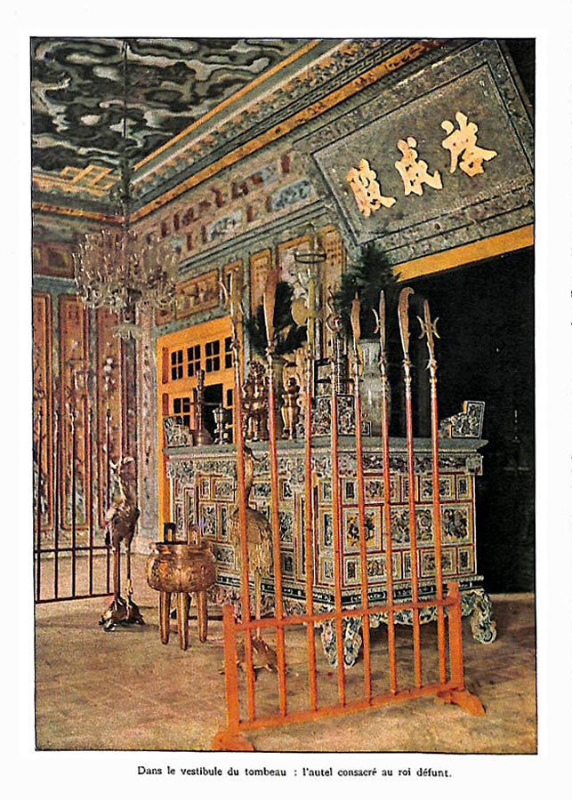 Anh mau cuc hiem chua tiet lo ve tang le vua Khai Dinh-Hinh-4