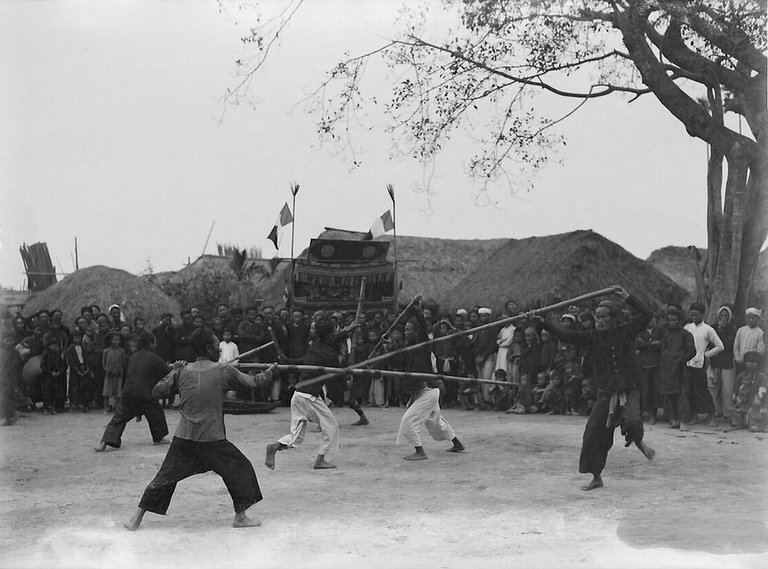 Hinh doc ve le hoi lang o Nam Dinh nam 1928-Hinh-4