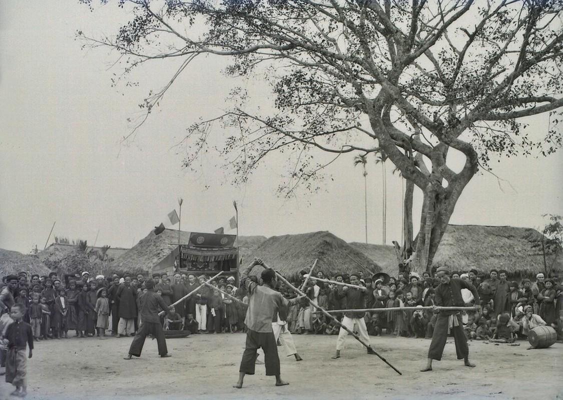 Hinh doc ve le hoi lang o Nam Dinh nam 1928-Hinh-5