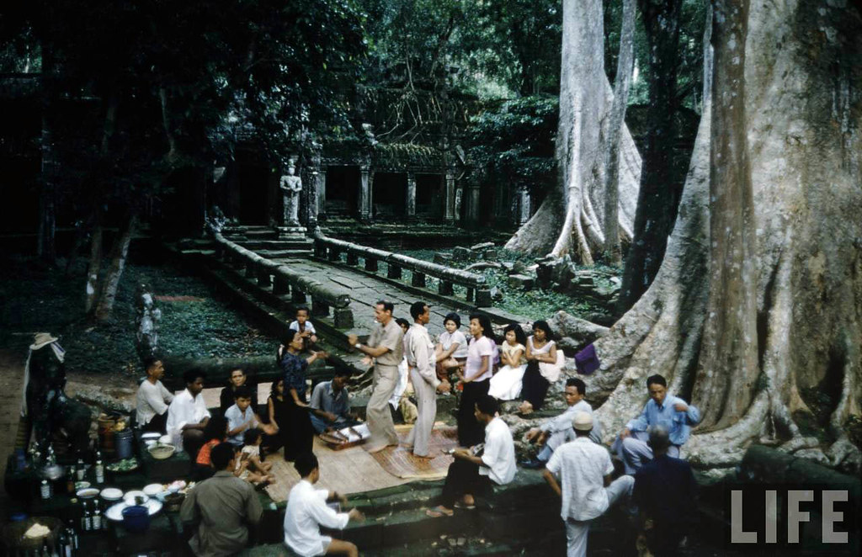 Campuchia truoc 1975 qua anh mau tuyet dep cua tap chi Life-Hinh-4