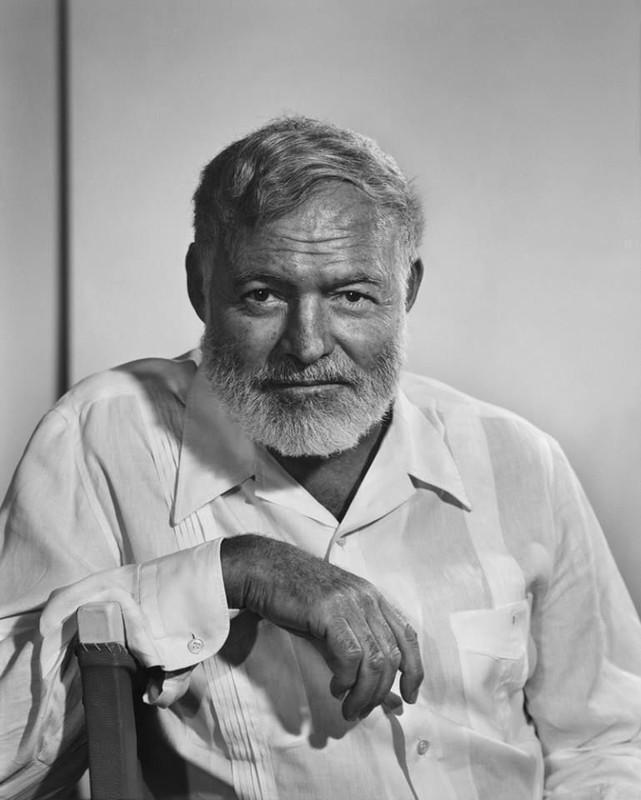 Nhung cai chet u uat trong gia toc nha van Hemingway