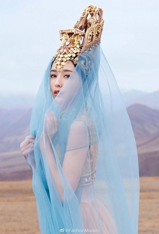 Khong phai Dich Le Nhiet Ba, day moi la my nhan Tan Cuong dep nhat Cbiz-Hinh-5