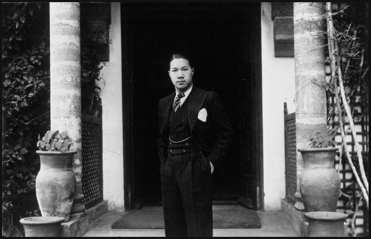 Hinh doc ve thoi tre o nuoc ngoai cua vua Bao Dai-Hinh-7