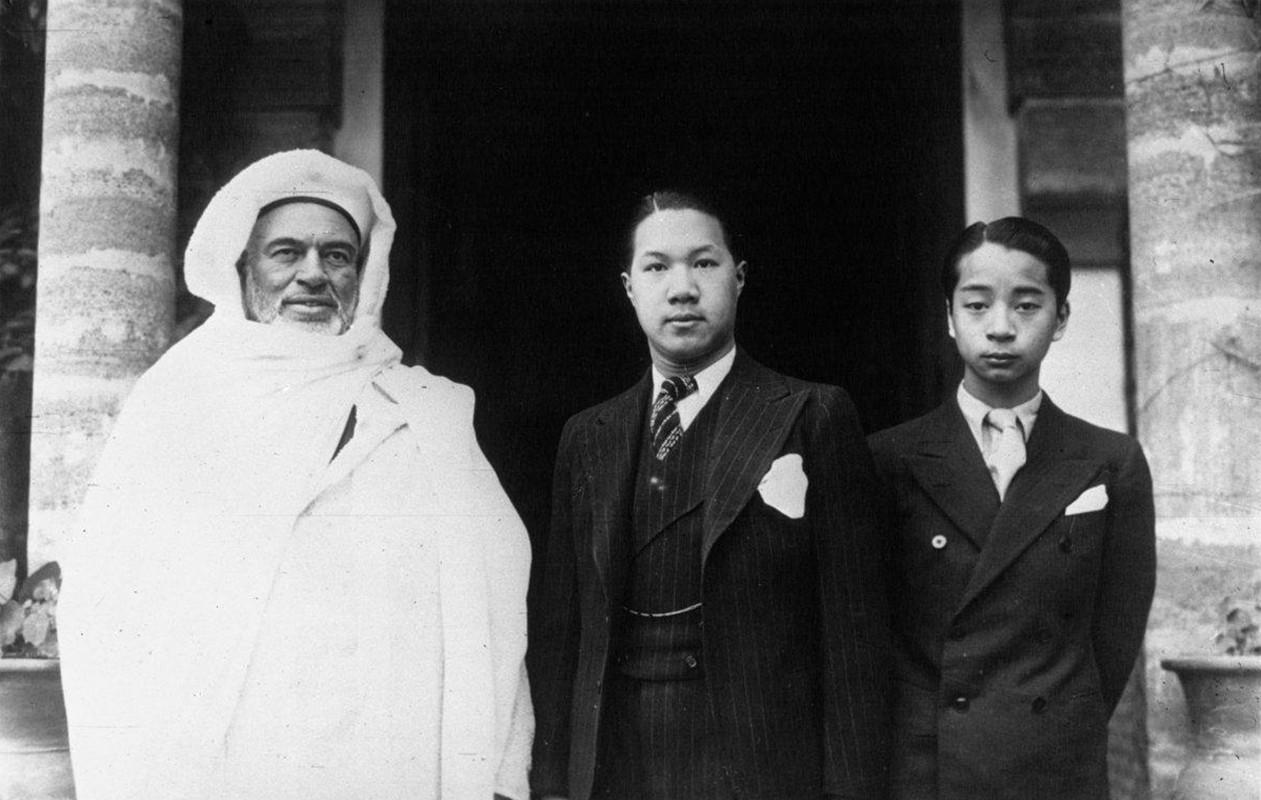 Hinh doc ve thoi tre o nuoc ngoai cua vua Bao Dai-Hinh-8