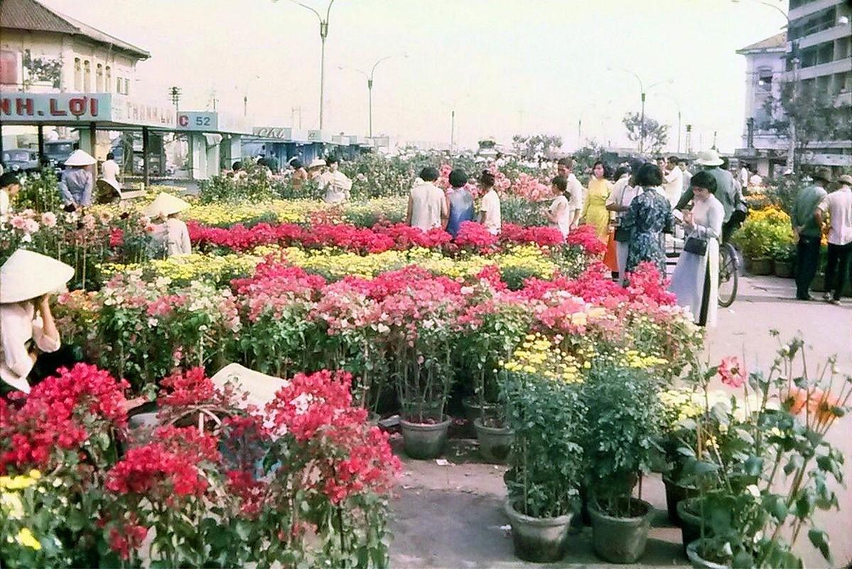 Cuc doc cho hoa Tet Sai Gon 1971 qua anh cua nguoi My-Hinh-2