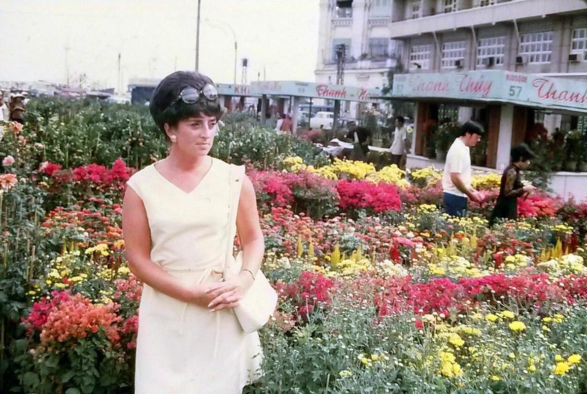 Cuc doc cho hoa Tet Sai Gon 1971 qua anh cua nguoi My-Hinh-7