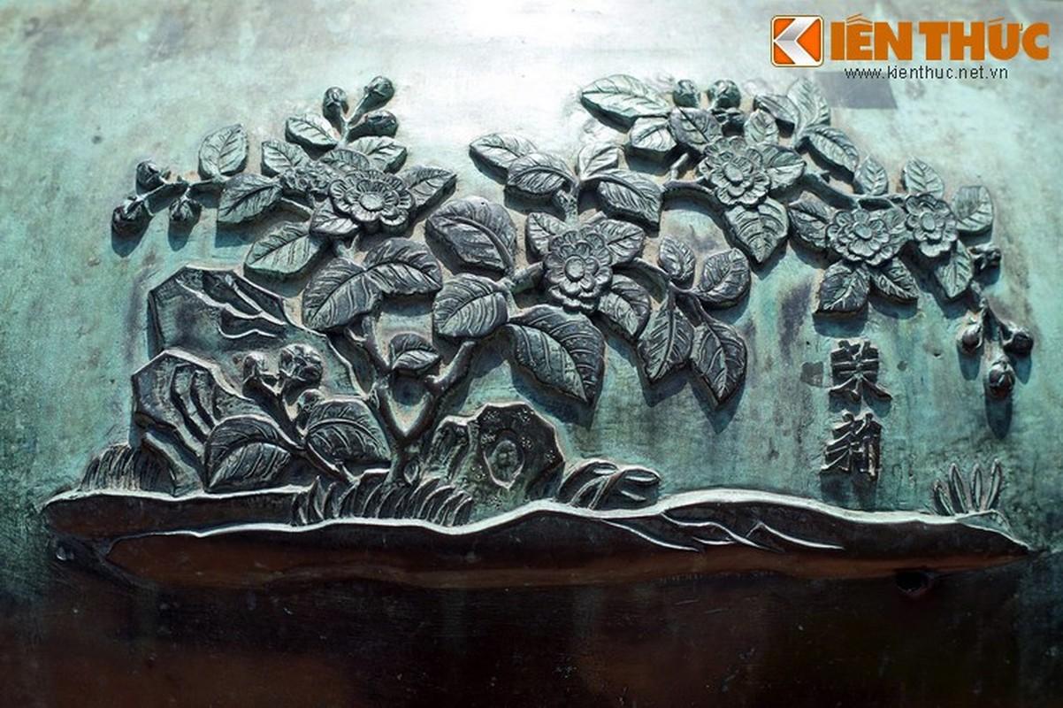 Kham pha hinh tuong cac loai hoa tren Cuu dinh nha Nguyen-Hinh-3