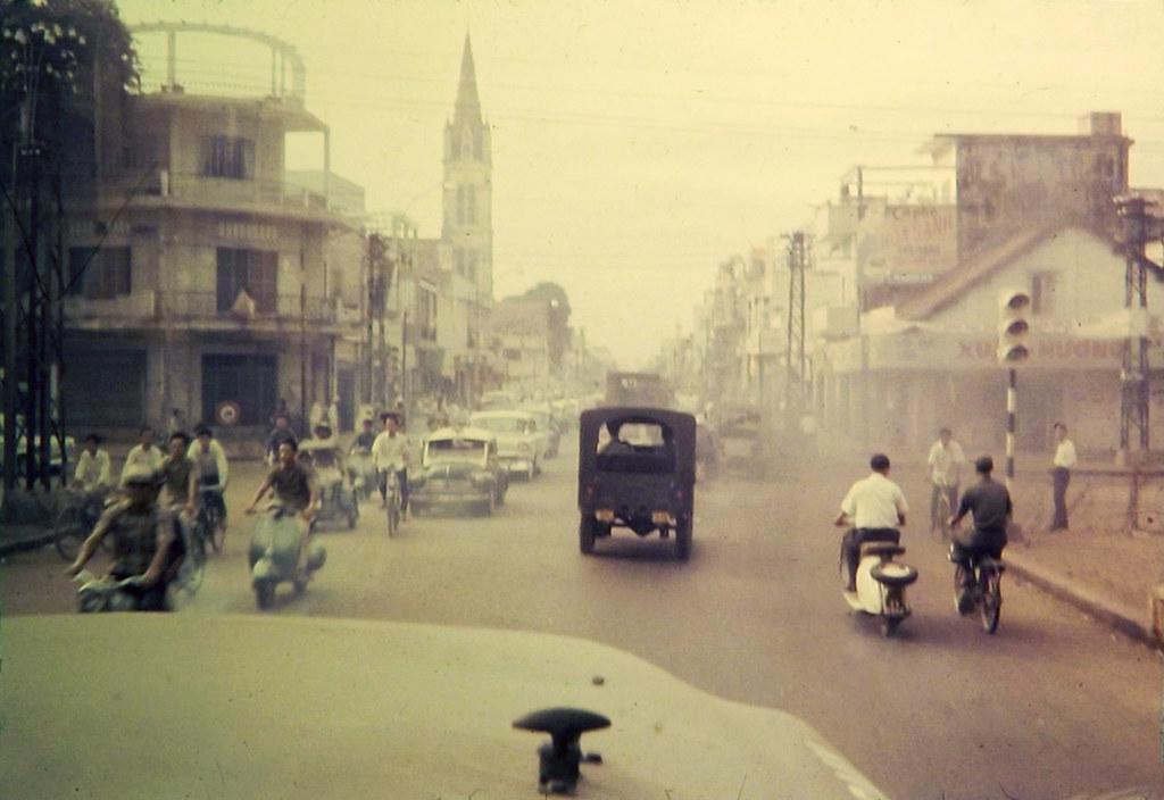 Anh hiem nha tho co quy mo nhat Sai Gon truoc 1975-Hinh-8