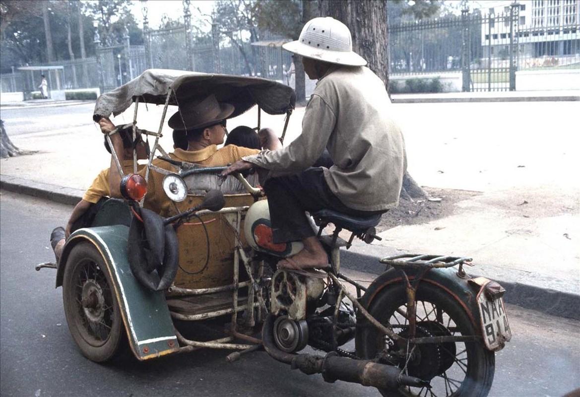 Soi phuong tien giao thong doc dao nhat Sai Gon truoc 1975-Hinh-3