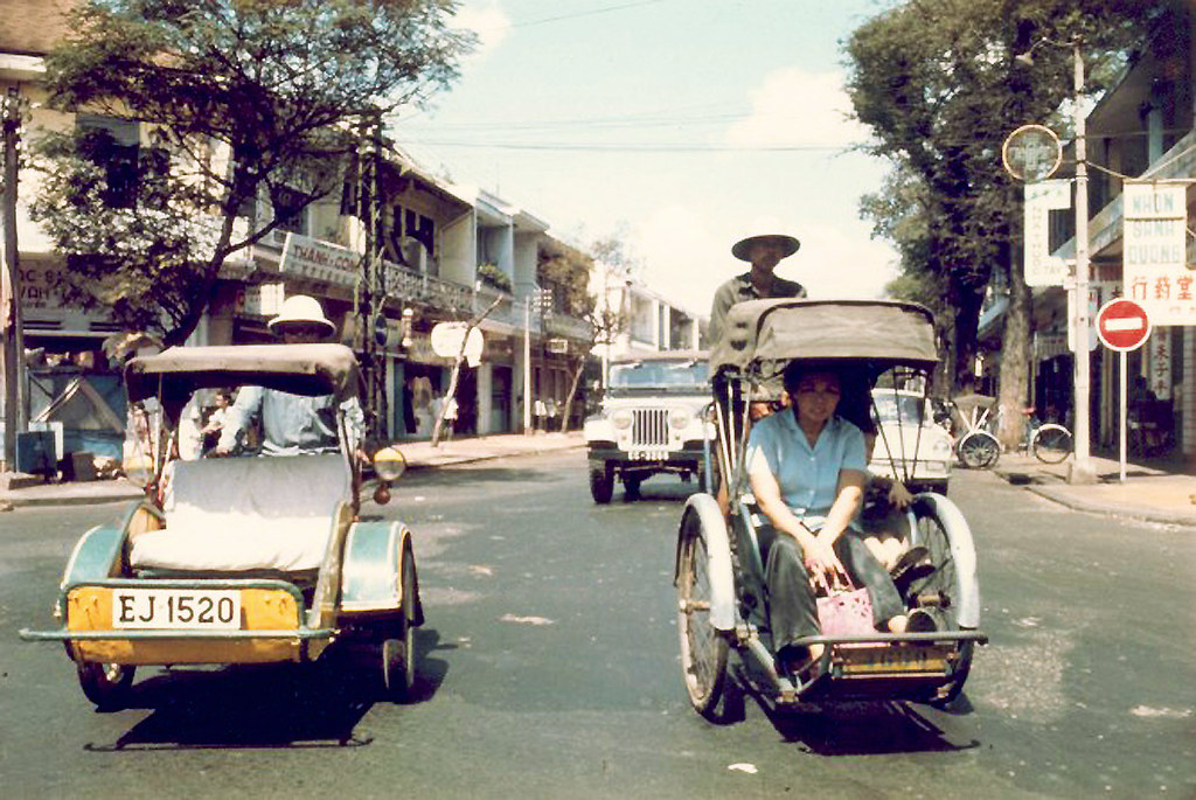 Soi phuong tien giao thong doc dao nhat Sai Gon truoc 1975-Hinh-4