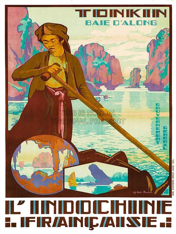 Loat poster du lich dep ngo ngang cua Viet Nam 100 nam truoc-Hinh-2