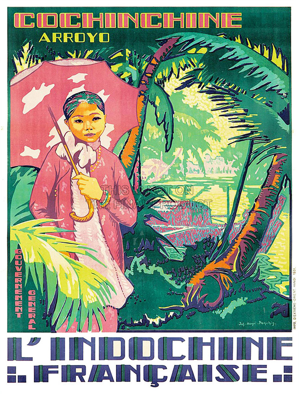 Loat poster du lich dep ngo ngang cua Viet Nam 100 nam truoc-Hinh-3