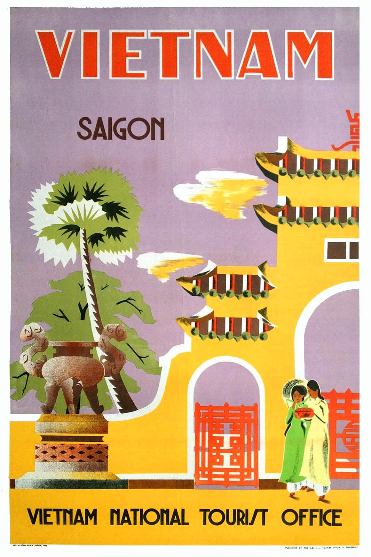 Loat poster du lich dep ngo ngang cua Viet Nam 100 nam truoc-Hinh-6