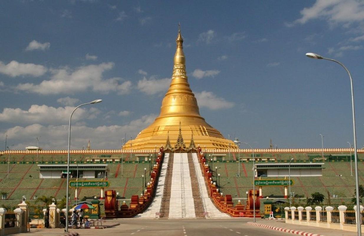 Vi sao Myanmar doi thu do nam 2005?