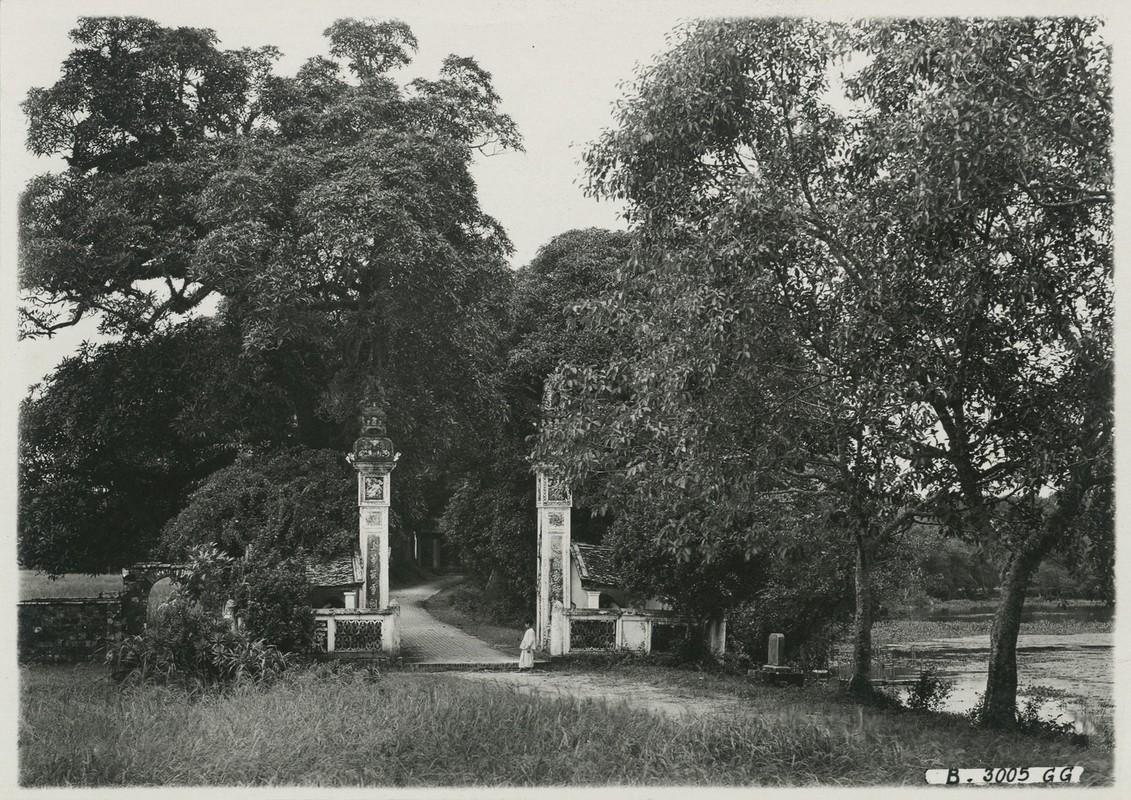 Anh de doi ve den Voi Phuc o Ha Noi nam 1926