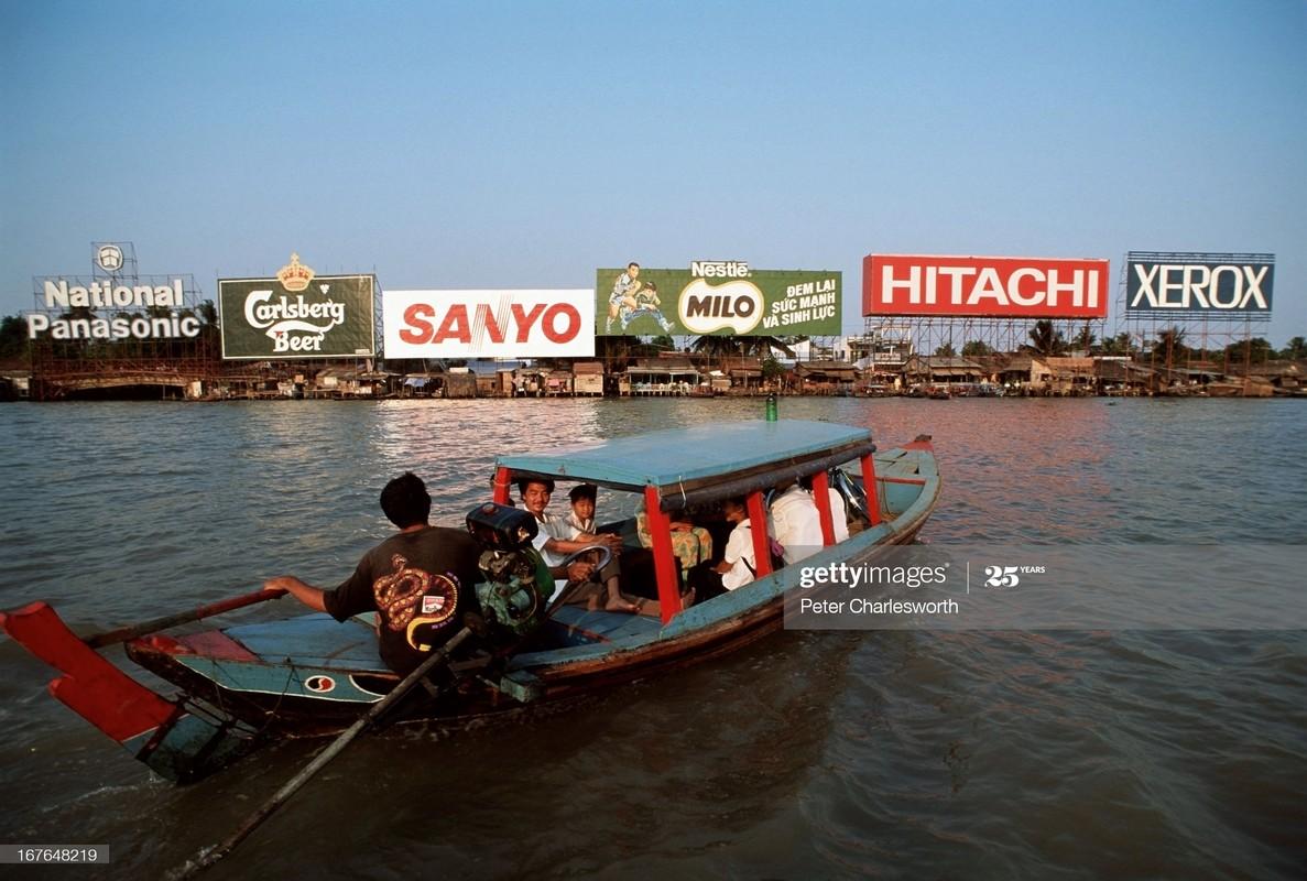 Loat anh day hoai niem ve Sai Gon nam 1995-Hinh-6
