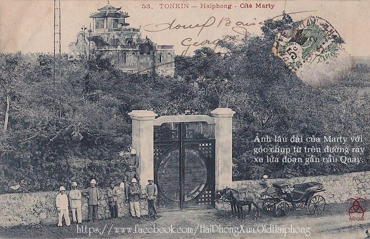 """Anh la ve """"lau dai Marty"""" co quai o Hai Phong thoi thuoc dia-Hinh-8"""