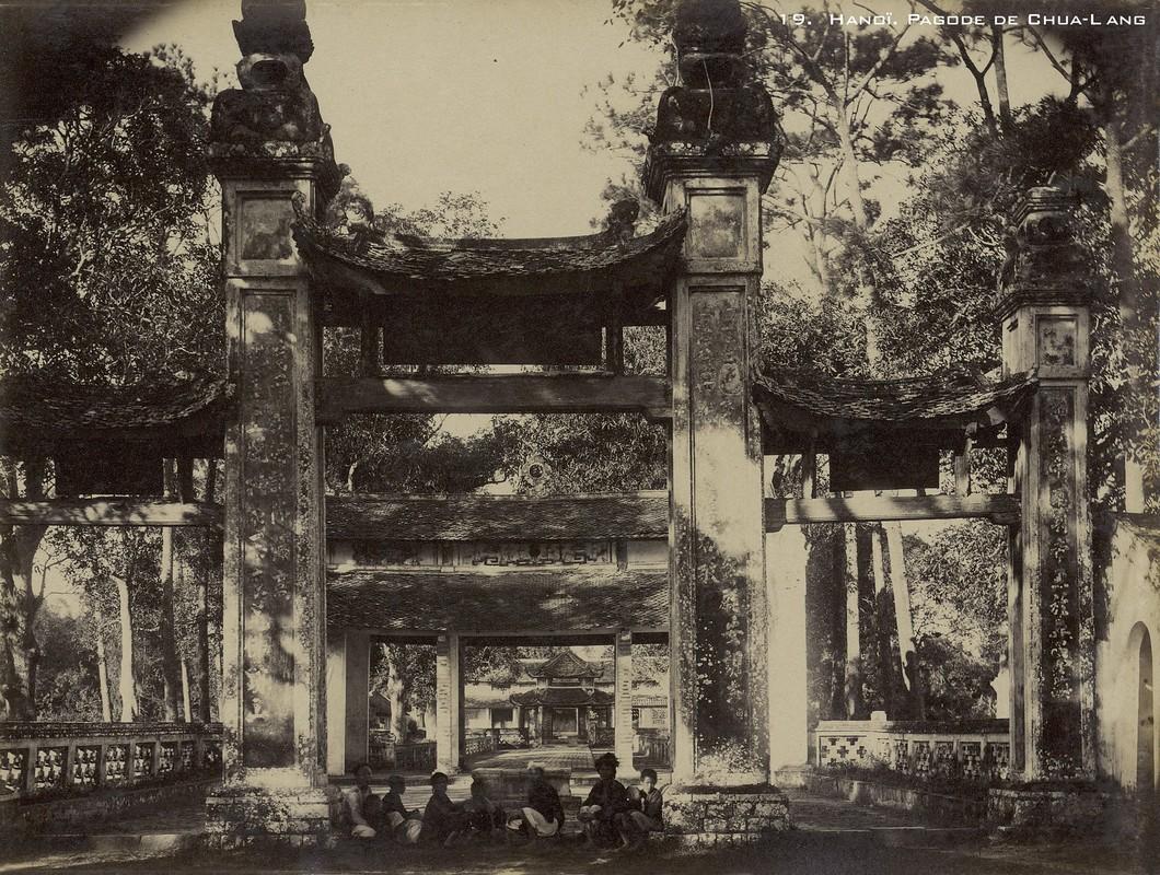 Anh hiem ve cac den chua noi tieng Ha Noi nam 1899-Hinh-6