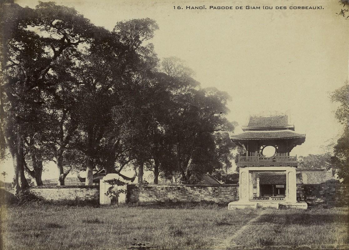 Anh hiem ve cac den chua noi tieng Ha Noi nam 1899-Hinh-9