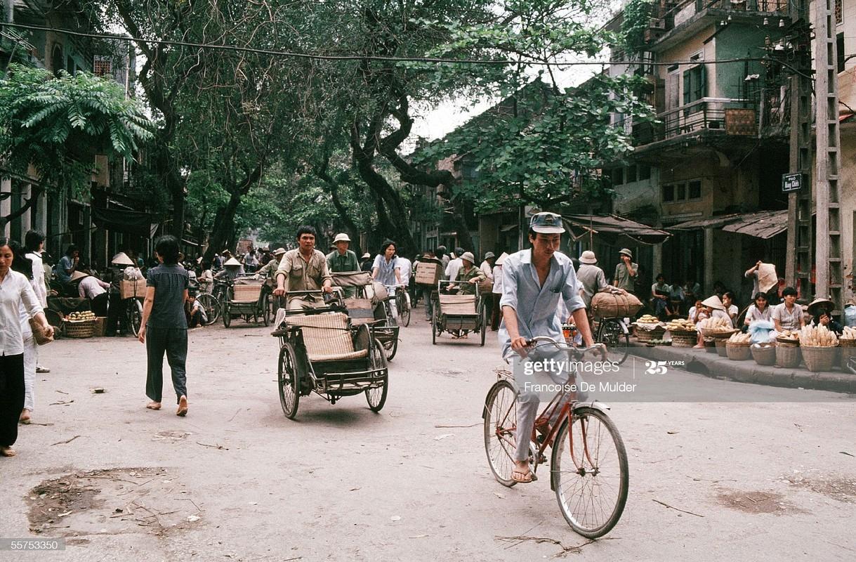 """Ha Noi nam 1989 cuc """"chat"""" qua anh cua phong vien Phap-Hinh-3"""