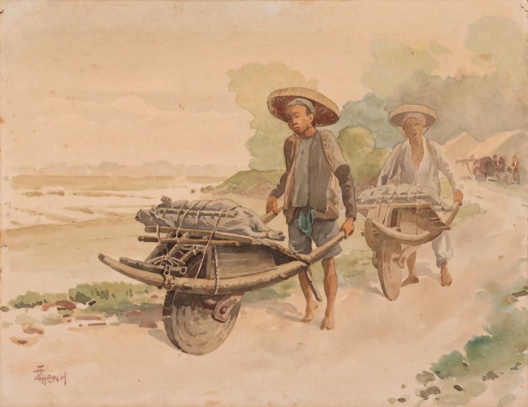 Viet Nam mot the ky truoc qua tranh cua Thang Tran Phenh-Hinh-3