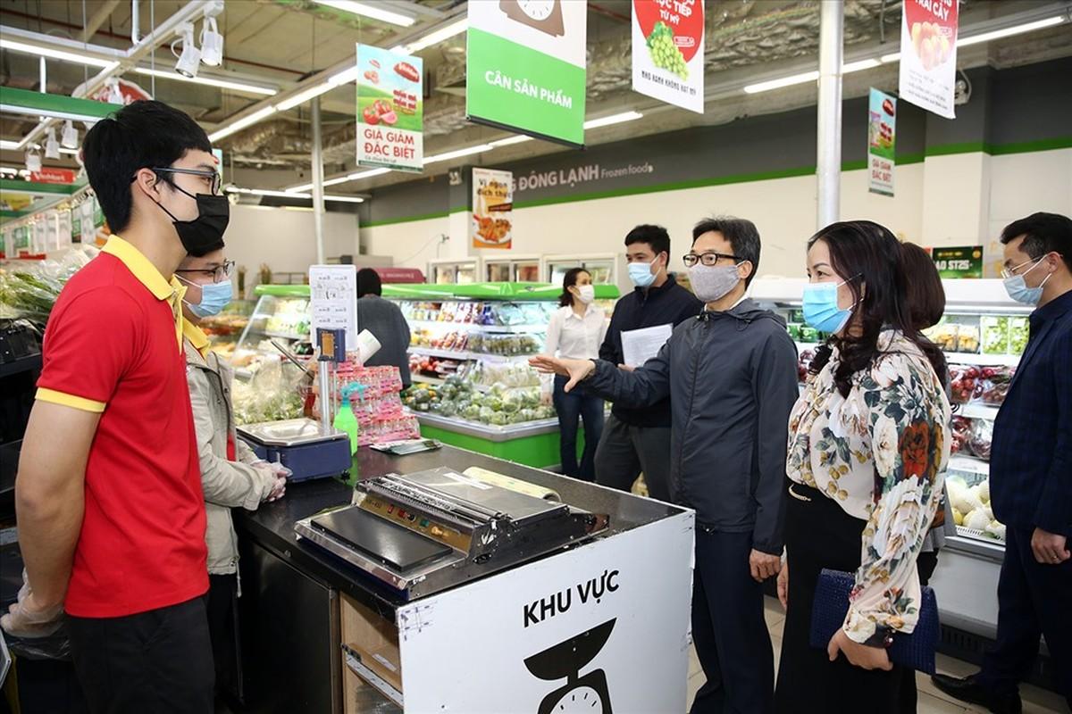 Pho Thu tuong Vu Duc Dam thi sat cho hoa Tet, trung tam thuong mai-Hinh-7
