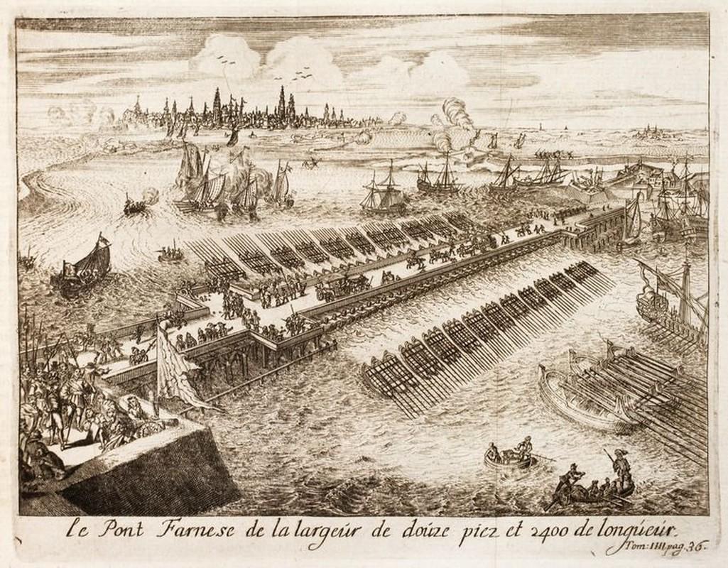 Chuyen khong the tin noi trong tran vay thanh Antwerp nam 1585-Hinh-2
