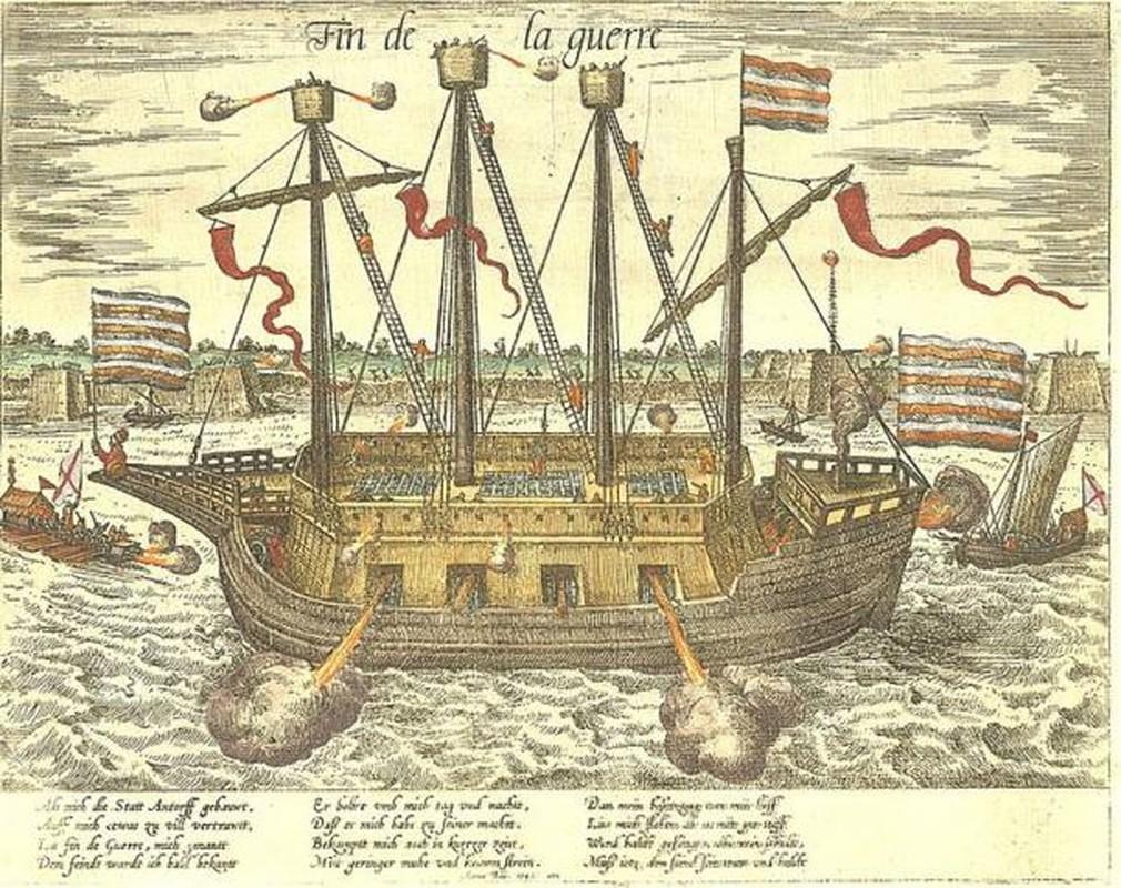 Chuyen khong the tin noi trong tran vay thanh Antwerp nam 1585-Hinh-3