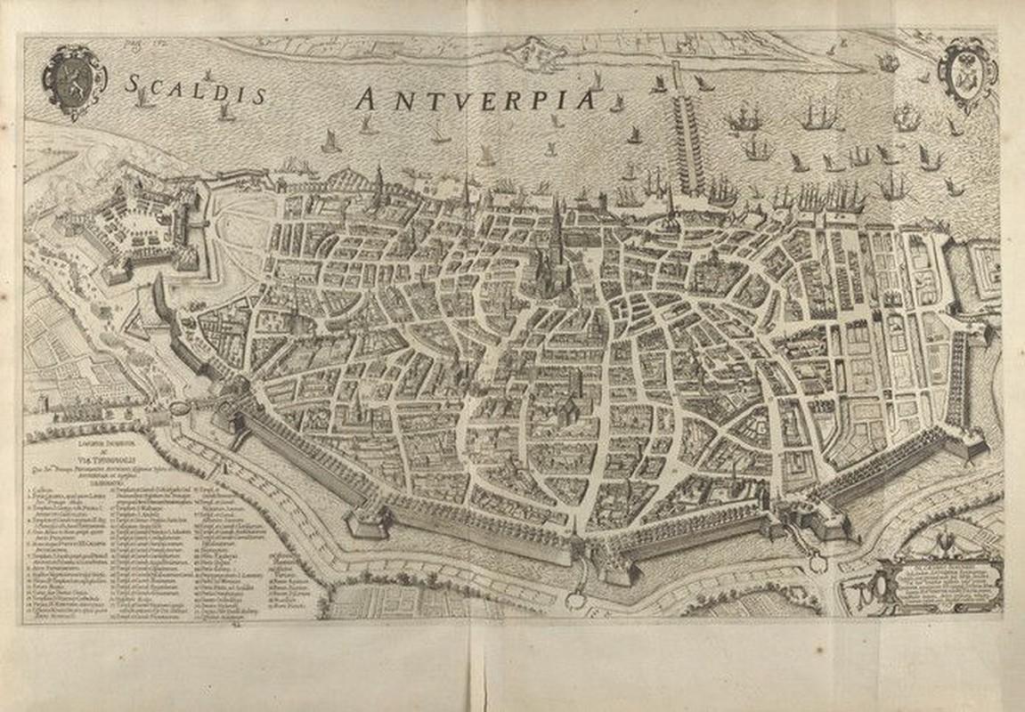 Chuyen khong the tin noi trong tran vay thanh Antwerp nam 1585-Hinh-6