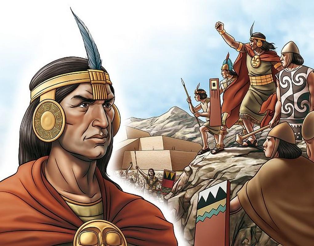 Kinh ngac voi chieu dai kho tin cua lanh tho de che Inca-Hinh-3