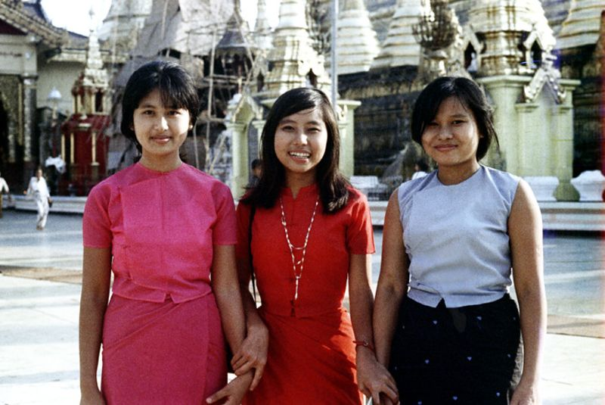 Ve dep hon hau cua thieu nu Myanmar thap nien 1970-Hinh-5