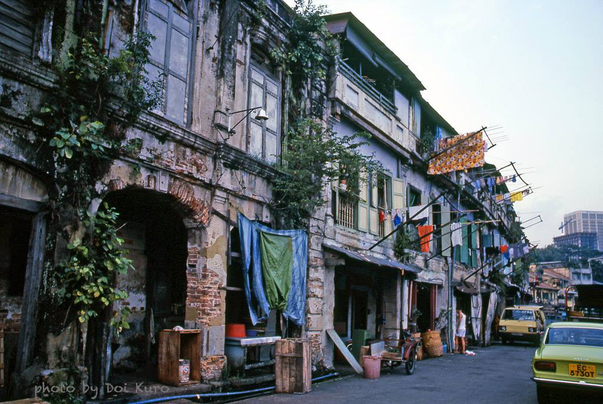 Ngay ngat voi muon mau cuoc song o Singapore nam 1979-Hinh-12