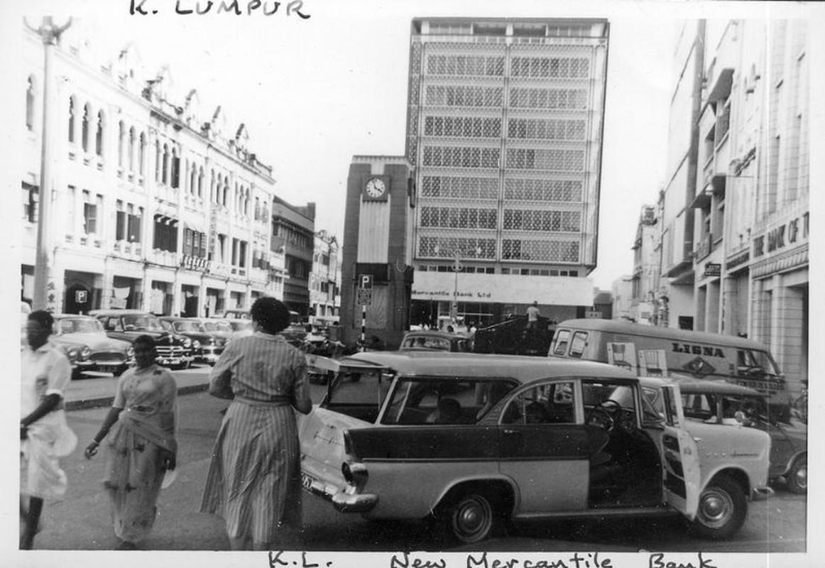Khung canh trang le o thu do Malaysia nam 1961-1962