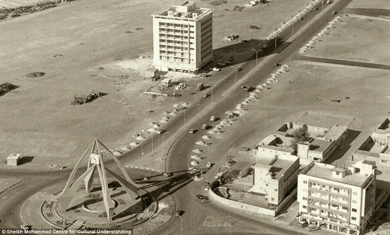 Khong ngo thanh pho noi tieng nhat UAE thap nien 1950-1960 don so nhu vay-Hinh-3