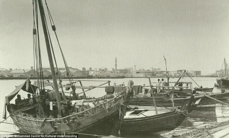 Khong ngo thanh pho noi tieng nhat UAE thap nien 1950-1960 don so nhu vay-Hinh-4