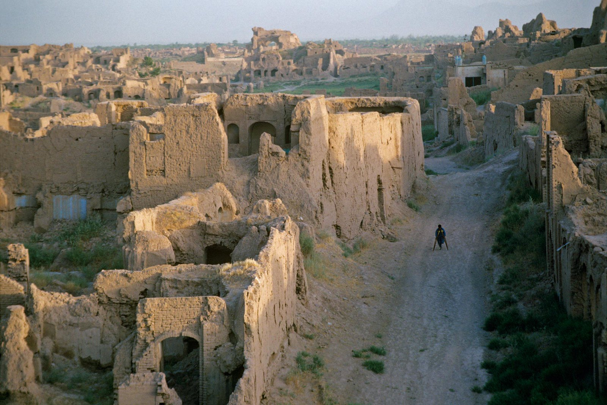 Anh cuc hiem ve cuoc song binh yen o Afghanistan thap nien 1990-Hinh-7
