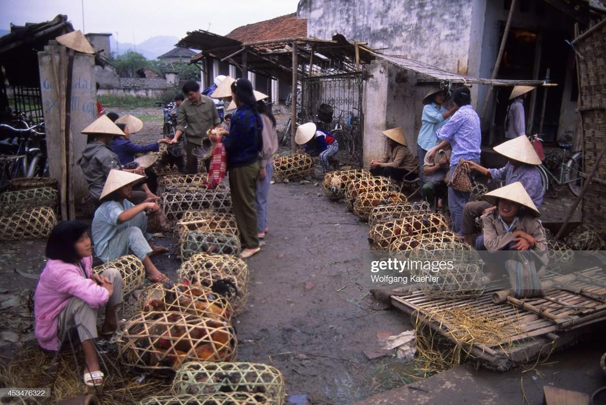 Dep ngat ngay khung canh hoang so cua Hoa Binh nam 1992
