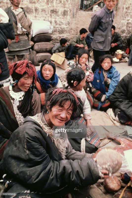 Anh dep hiem co ve cuoc song o Tay Tang nam 1985-Hinh-4