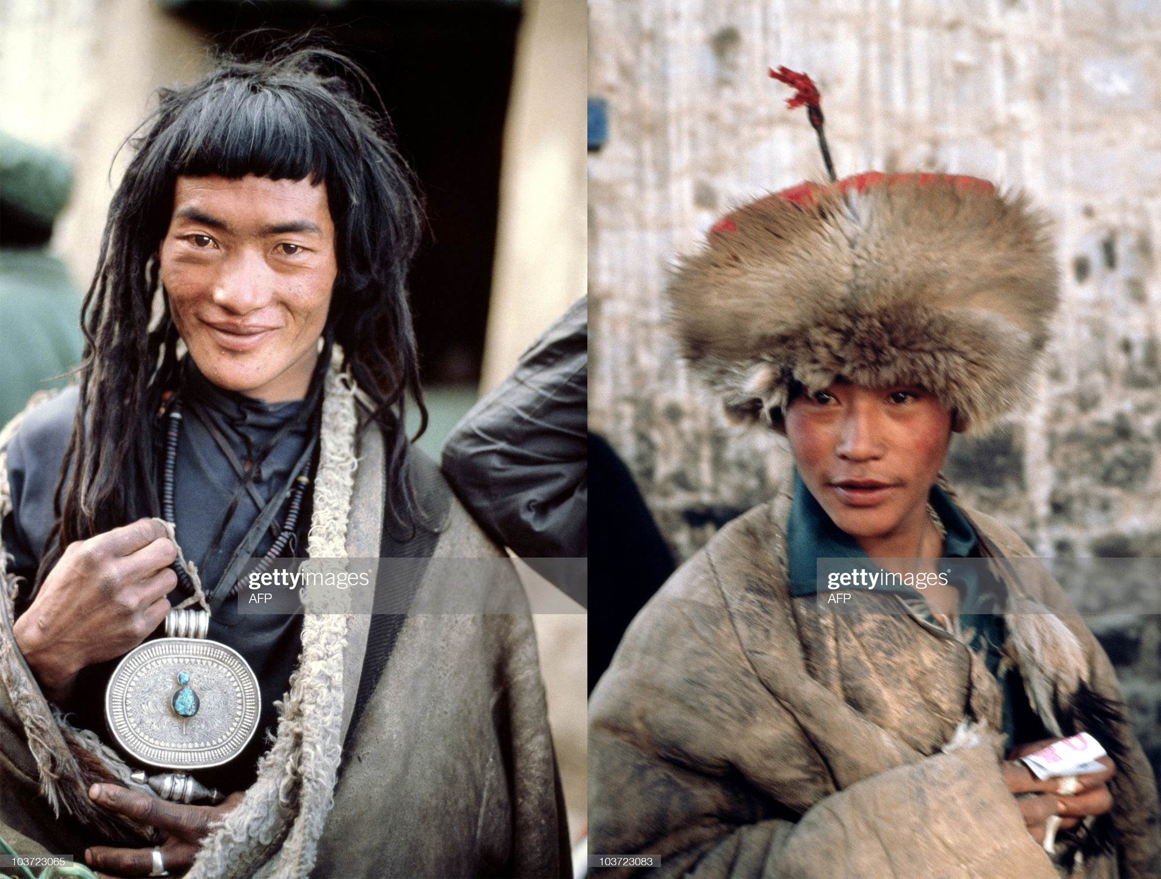 Anh dep hiem co ve cuoc song o Tay Tang nam 1985-Hinh-5