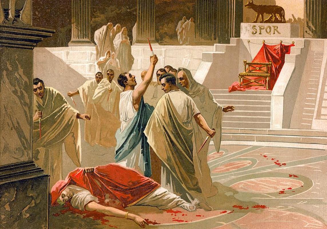 Sai lam chi mang khien nha doc tai Julius Caesar bi am sat-Hinh-7